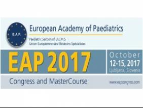 Συνέδριο της Ευρωπαϊκής Ακαδημίας Παιδιατρικής